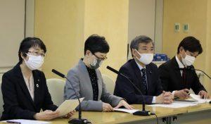 2021年度東京都予算案に対する日本共産党の組み替え提案