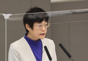 10月6日 本会議 清水とし子都議(日野市選出)の一般質問