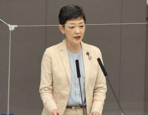 10月5日 本会議 和泉なおみ都議(葛飾区選出)の代表質問