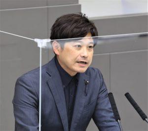 10月13日 本会議 原田あきら都議(杉並区選出)の討論